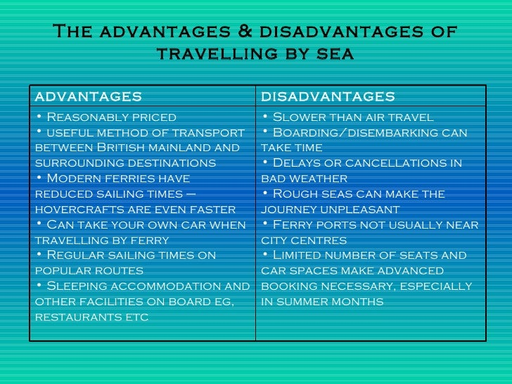 advantages disadvantages of tourism To me, the advantages and disadvantages of tourism can be as follows: 1 tourism, being a tourist: advantages: - we can see a lot of places in our life, say historical, religeous, hill stations and those of other geographical locations.