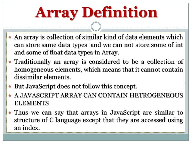 How To Create An Array Types In Php