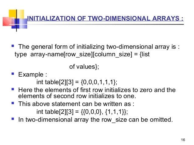 Malloc two dimensional array c