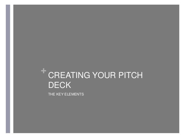 Pitch Ready - Get into the minds of VCs Slide 3