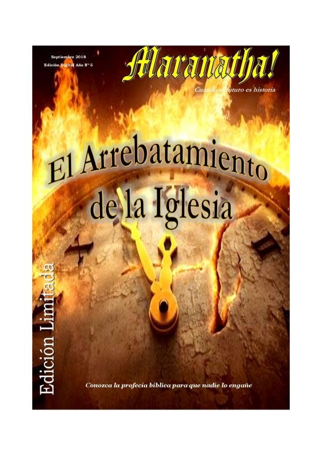 """Centro Misionero """"El Shaddai"""" 1 1 Ediciones Las conferencias sobre escatología son totalmente gratuitas, el material que s..."""