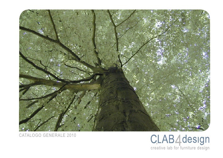 Arredamento e mobili di design creativi catalogo clab4design for Catalogo di mobili