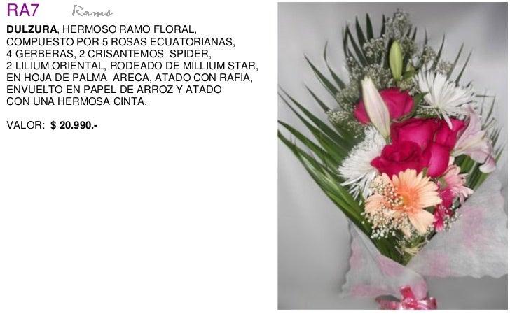 Arreglos Y Ramos 2