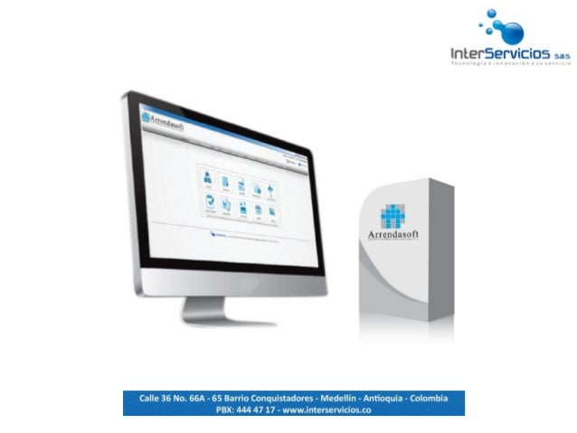 ARRENDASOFTesunaherramientaquebrinda a cada empresa  efectividad, seguridad e innovaciónensulaborinmobili...