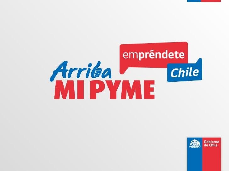 Generando Nuevas Capacidades                     Competitivas en la Mipyme                     Mayo - Diciembre 2012Arriba...