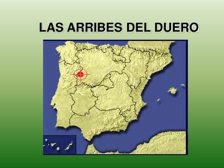 LAS ARRIBES DEL DUERO<br />