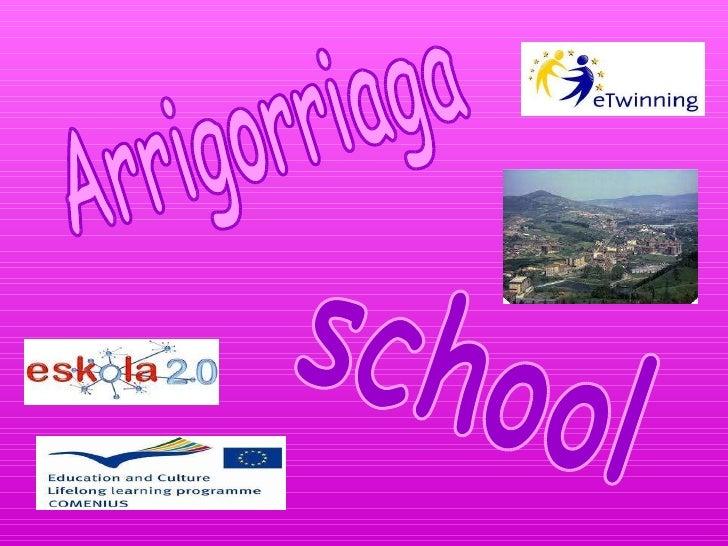 Arrigorriaga school
