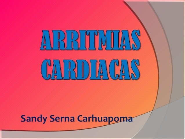 Sandy Serna Carhuapoma