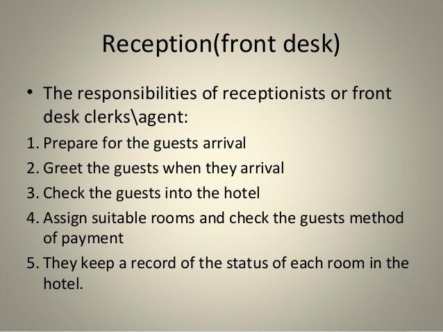 Arrival departure receptionfront m4hsunfo