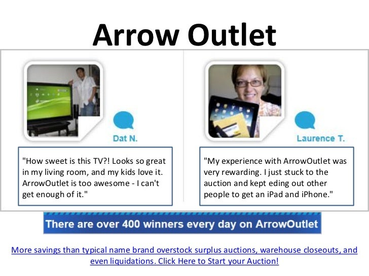 """Arrow Outlet  """"How sweet is this TV?! Looks so great         """"My experience with ArrowOutlet was  in my living room, and m..."""
