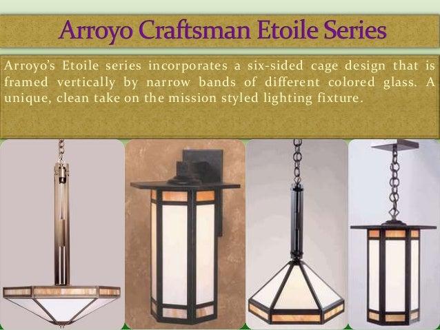 Arroyou0027s ...  sc 1 st  SlideShare & Arroyo craftsman lighting fixtures crescentharbor.com azcodes.com