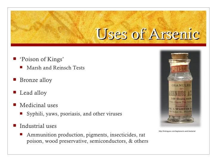 Arsenic Final Presentation