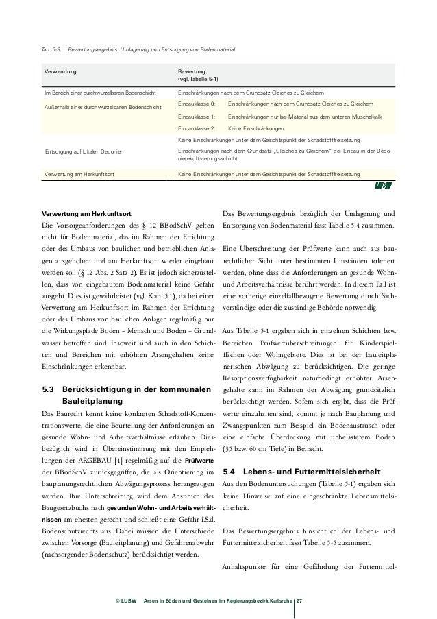 """"""""""" Prüfung von Grünlandnutzungen in den Liegenden  Dolomiten des Unteren Muschelkalks im Enzkreis  und orientierende Unter..."""