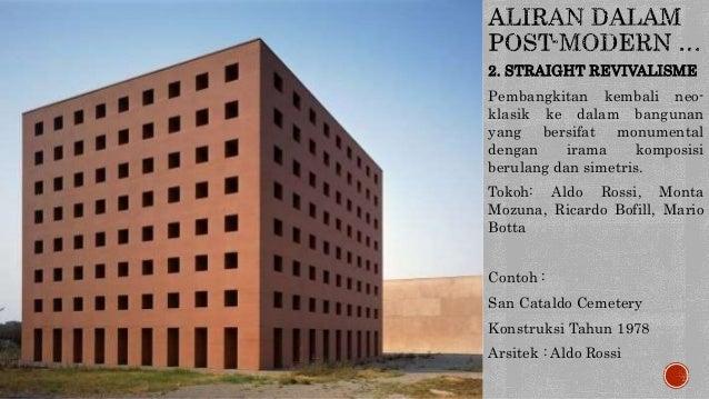 Arsitektur Post Modern