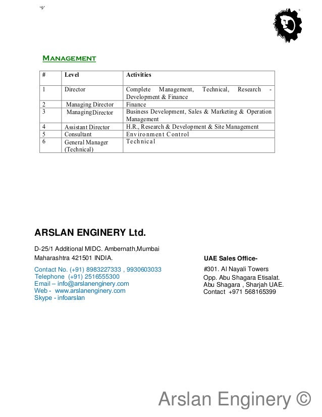 Used and Waste Recycling Plant by Arslan Enginery Ltd