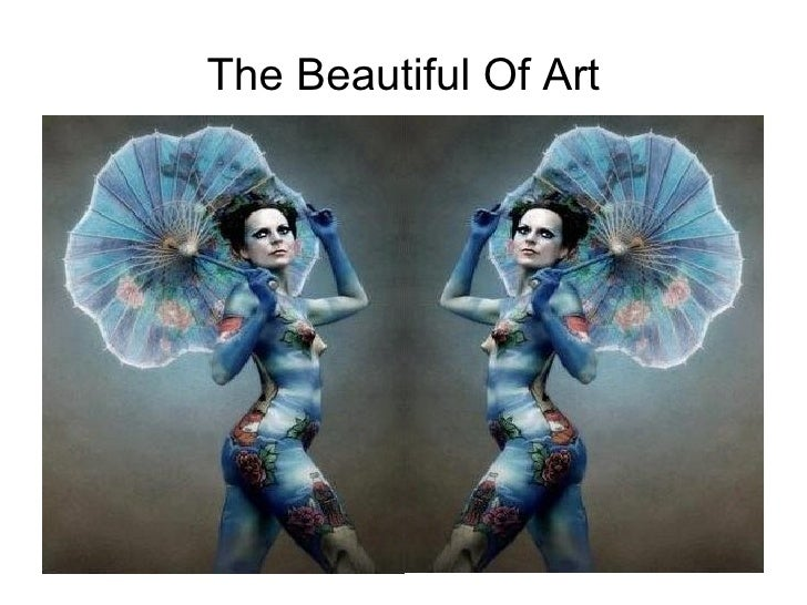 The Beautiful Of Art