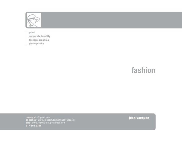 print   corporate identity   fashion graphics   photography                                                     fashion   ...