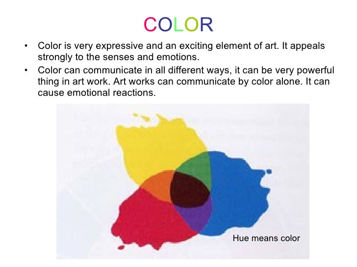 KCC Art 141 Chapter 6 Color Pattern Texture Slide 2