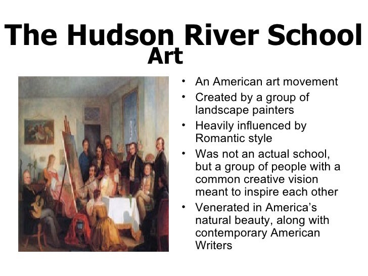 american art and literature in the 1800s