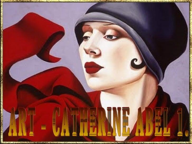 ART - CATHERINE ABEL 1.