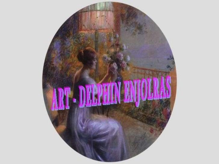 ART - DELPHIN ENJOLRAS
