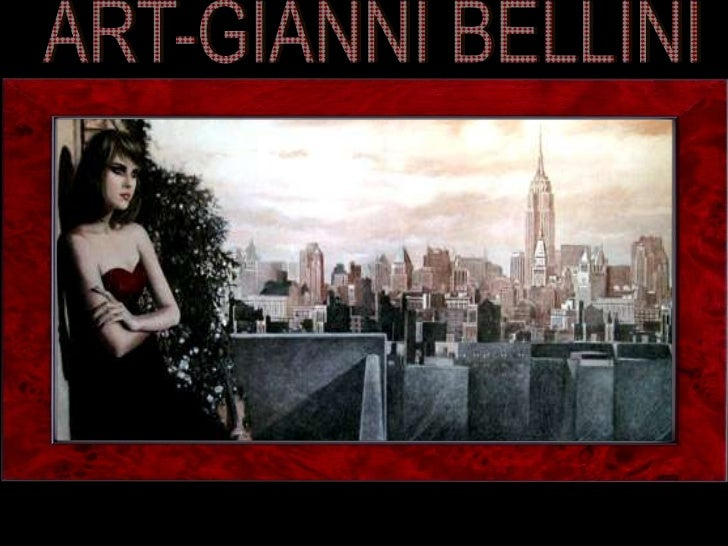 Art  gianni bellini