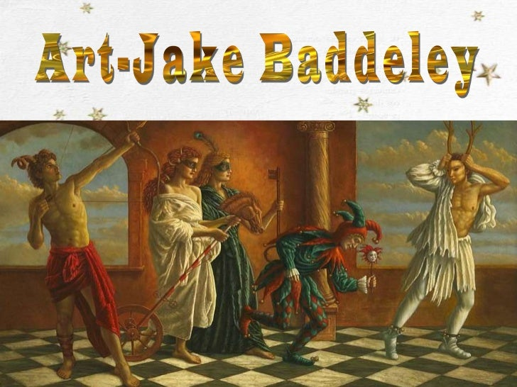 Art   jake baddeley.