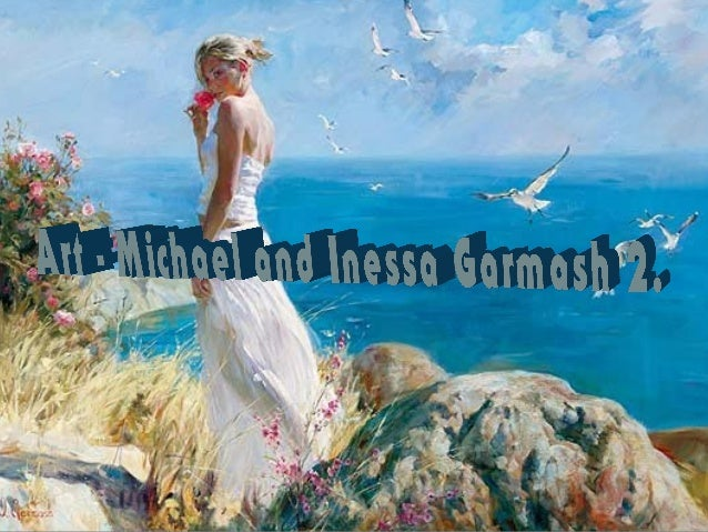 Art  michael and inessa garmash 2