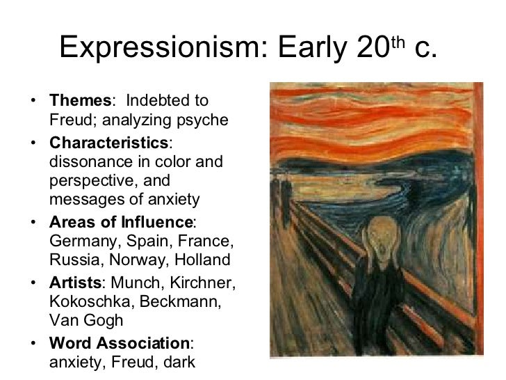 Main Themes In Kokoschka S Paintings
