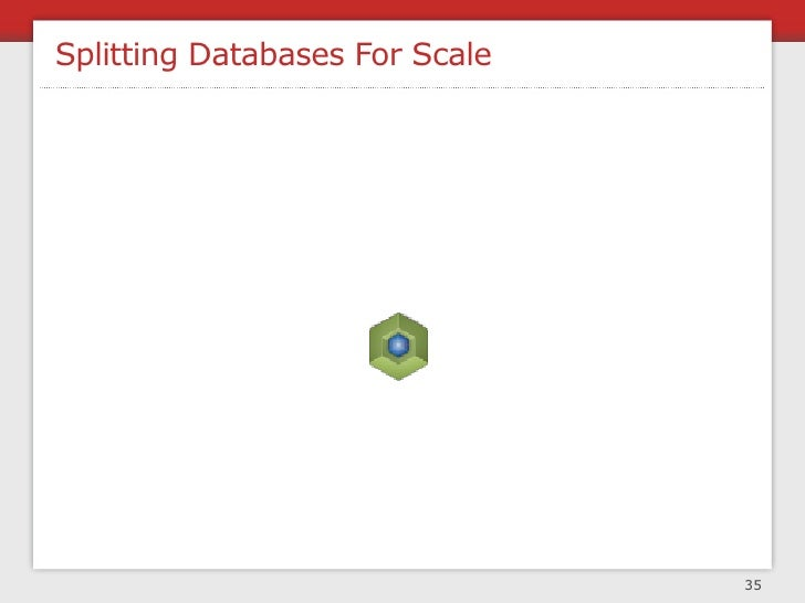 Caching For Performance & Scale   Object Caches        Application Caches    Usually serialized    Proxy caches  (marshall...