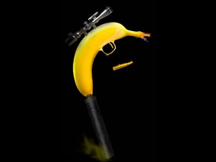 Art On Banana Slide 2