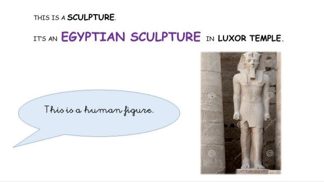 Art: paintings and sculptures  Slide 3