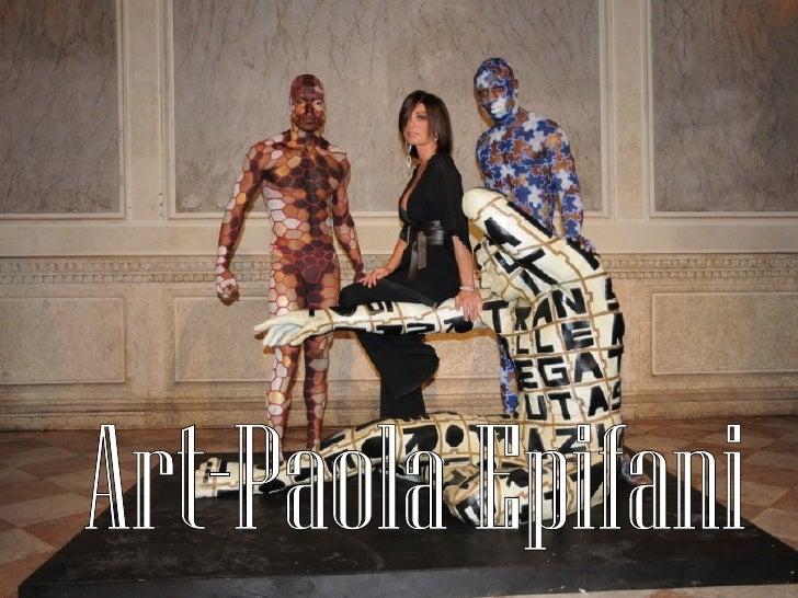 Art paola epifani.pps