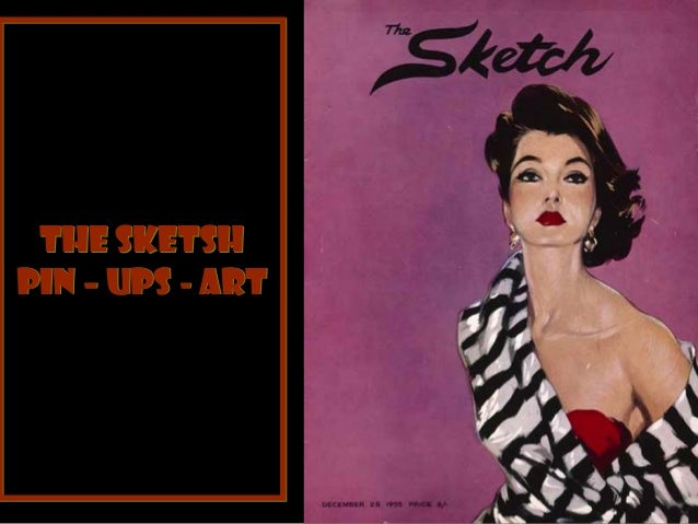 The sketsh PIN – UPS - ART
