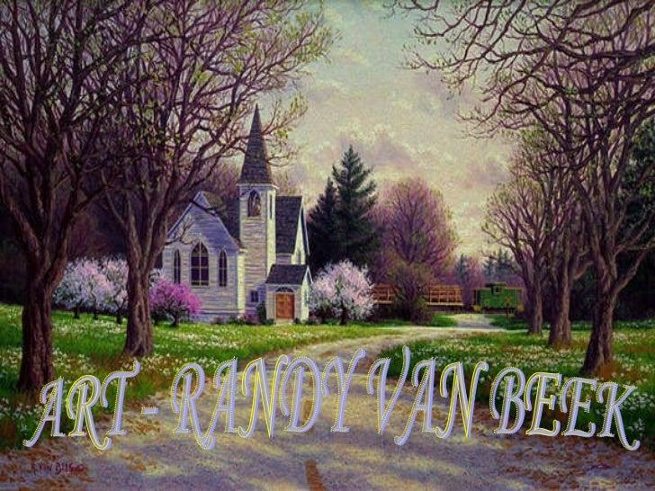 ART - RANDY VAN BEEK