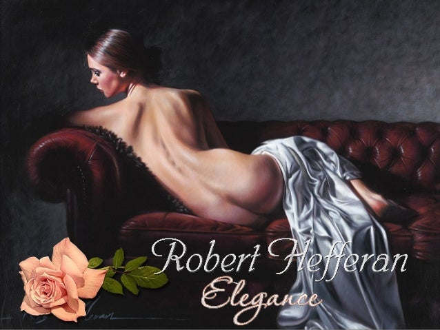 Art   Robert Hefferan - Elegance