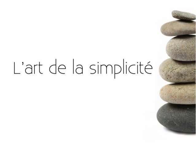 Art simplicite