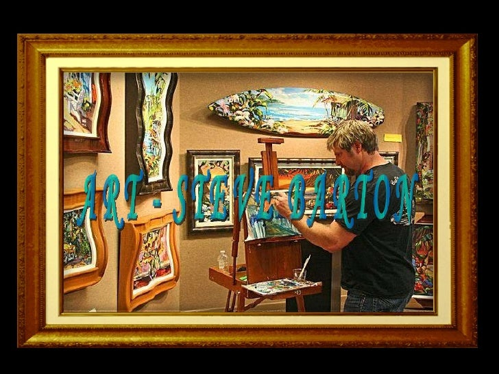 ART - STEVE BARTON
