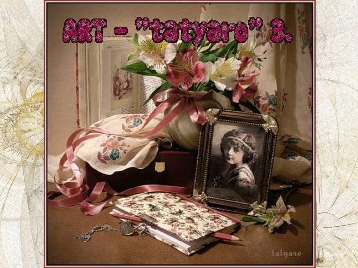 Art   tatyaro 3.