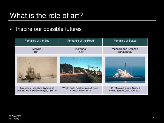 Art Theory: Two Cultures Synthesis of Art and Science Slide 2
