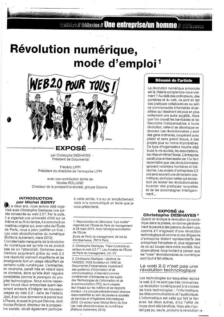 Art.web2.0 revue francaise_de_comptabilite-sept-10
