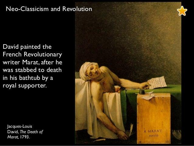 Death of marat essay