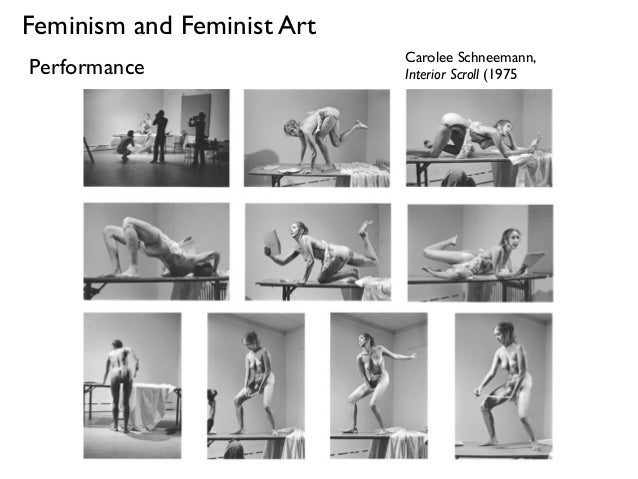 Feminism And Feminist Art Performance; 34.