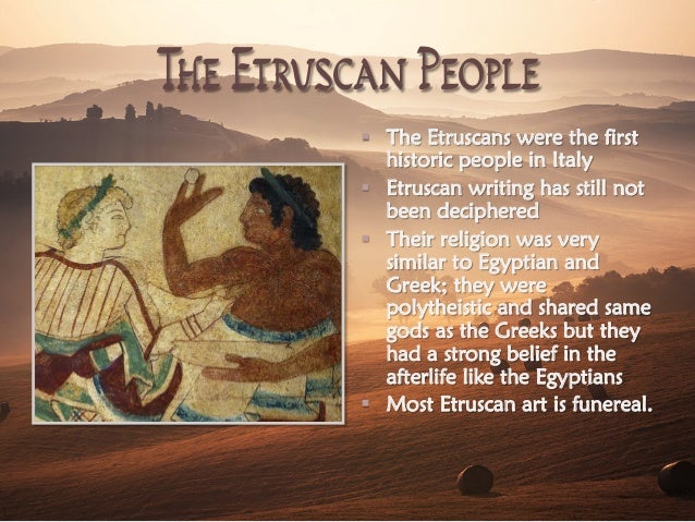 an analysis of ancient civilization of etruria Faces of ancient etruscan civilization the etruscans were a people it is also the modern name given to a civilization of ancient italy dna analysis has cleared.