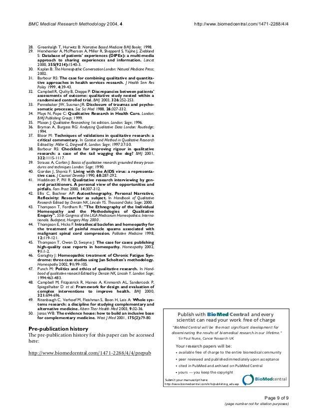 Case Study Methodology - psyking.net