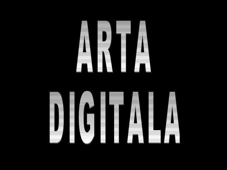 ARTA DIGITALA