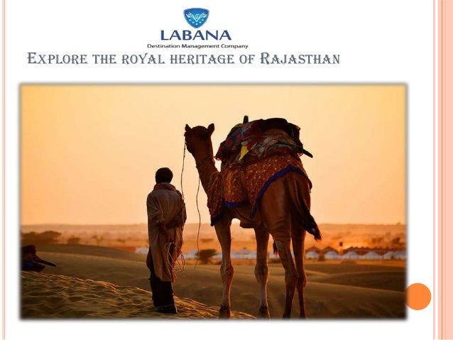 EXPLORE THE ROYAL HERITAGE OF RAJASTHAN