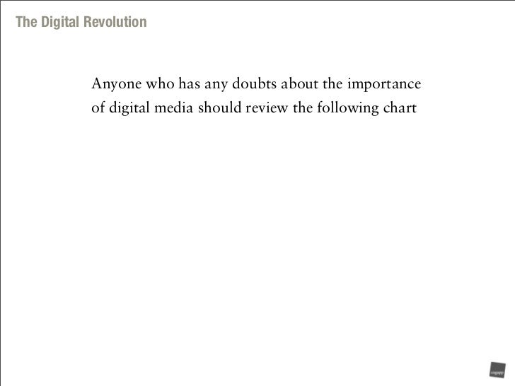 Reviewing digital media outcomes dmo