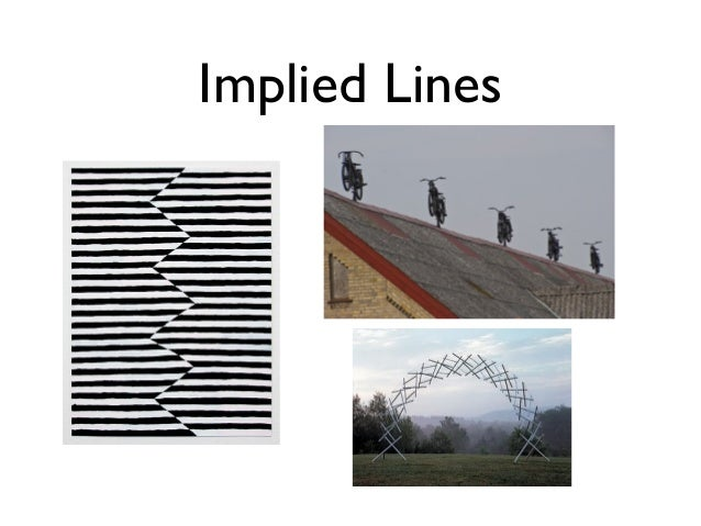 Implied Lines In Art : Artappprezi