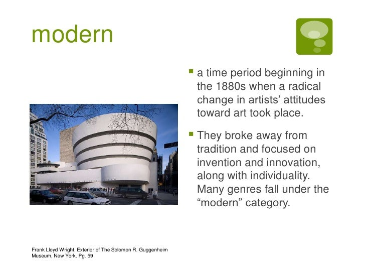 Modern Architecture Glossary Of Architectural Terms R Inside